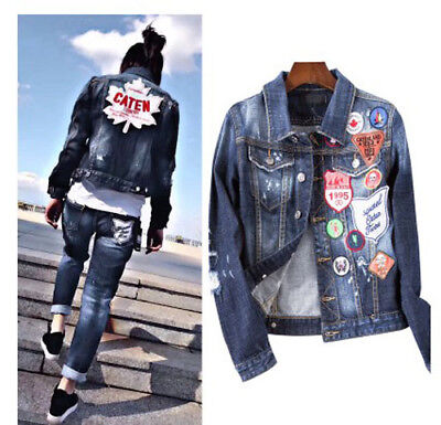 Special offer New DSquared2 woman Short  Slim Was Thin Badge Jeans Jackets