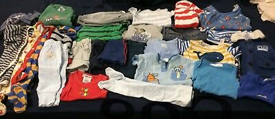 Baby Boys 000 Bulk Summer And Winter Clothing, Lots are Near new Condition