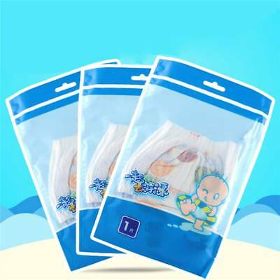Baby Disposable Swimming Trunks Waterproof Diaper Cover Cartoon Newborn Diapers