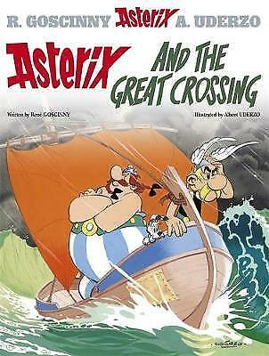 Asterix and the Great Crossing by Rene Goscinny (Hardback, 2004)