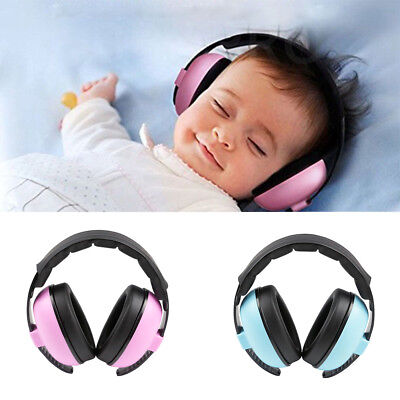 BABY Safer Ear Defenders Earmuffs Hearing Protection 0-24 Months Boys Girls UK