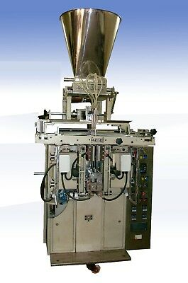 Six Lane hair oil packing machine