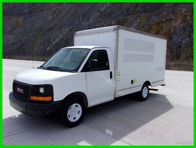 2011 GMC 3500 12ft Box Truck  Fleet Maintained! Low Reserve! Stock #902754
