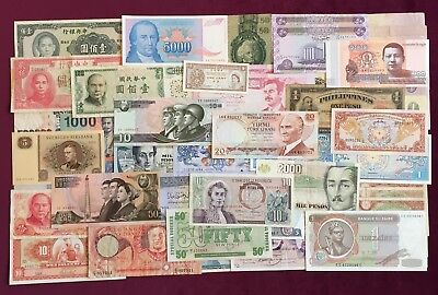Lot of World Notes      135+ notes      37 Countries       Fine to UNC