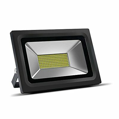 LED Flood Lights, DBF 60W/ 288 LEDs Super Bright Outdoor LED Floodlight Waterpro