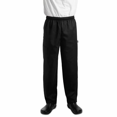 Le Chef Unisex Lightweight Chefs Multipocket Resturant Trouser Polycotton