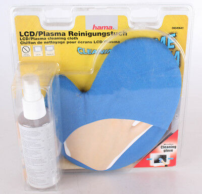 Hama LCD plasma-reinigungsgel with Large Microfibre Cloth