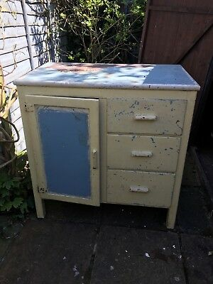Antique Wooden Cabinet, Cupboard, Drawers