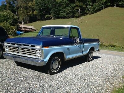 1974 Ford F-100 Ranger 1974 ford f100 with only 4,400 miles!