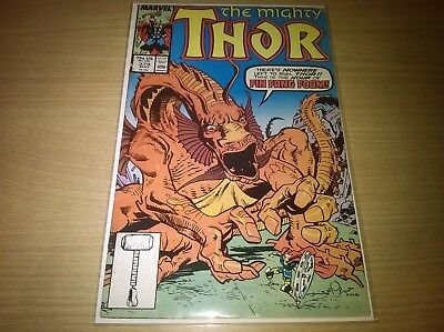 Marvel Comics The Mighty Thor Vol 1 #379 Free Postage UK!!