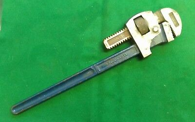 Record England 18  Inch Pipe Wrench / Stillson