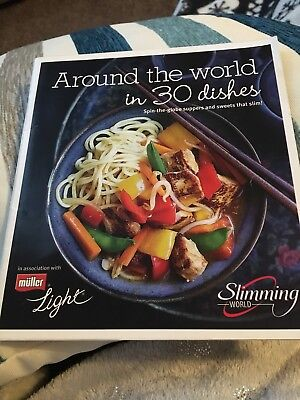Slimming World Booklet. Around The World In 30 Dishes