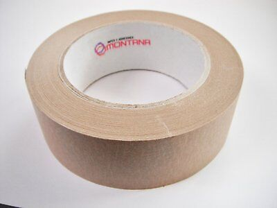 MONTANA Framers Tape Picture Framing Tape Self Adhesive Brown Paper Sticky 38mm