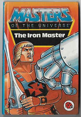 Ladybird - Masters Of The Universe - The Iron Master - 1984