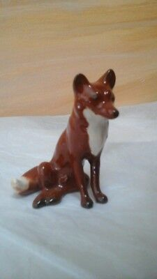 Beswick Red Fox