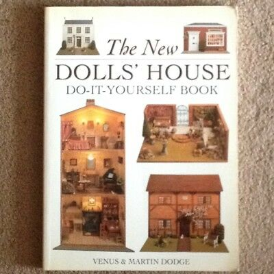 The new dolls house do it yourself book by venus martin dodge the new dolls house do it yourself book by venus martin dodge solutioingenieria Image collections