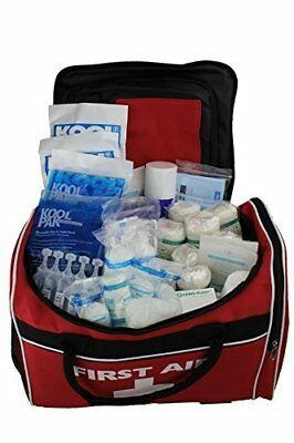 Rugby Team Sports Physio First Aid Kit in Fast Reponse Touchline Bag