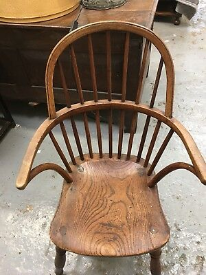 18th/19th Century Childs Windsor Chair