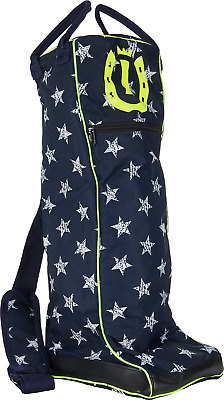 Imperial Riding Star Icon Boot Bag - Navy Blue