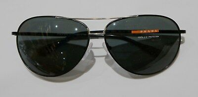 276de61611b4 Authentic Men s Prada Sunglasses 100% UV Protection Made in Italy SPS 52L