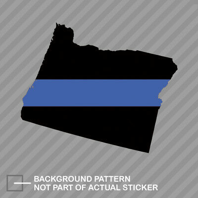 Arkansas AR State Flag Thin Blue Line Police Sticker Decal #242 Made in U.S.A.
