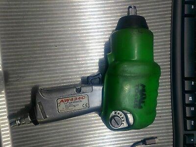 "Mac Tools 1/2"" Drive Aw434C Impact Great Condition"