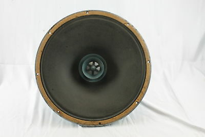 "Vintage Stephens Model 102 FR Tru Sonic 8 to 16Ohm 15"" Coaxial Speaker"