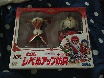New in box Anime Magic Knight Rayearth Hikaru Shidou level up armor for doll