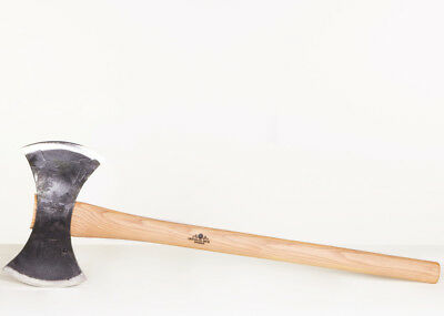 Gransfors Bruk Double Bit Axe 490-1 - Authorised Australian Axe Dealer