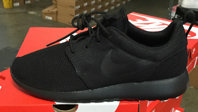 NIKE Roshe One Men s Running Shoes Black Black 511881 026 Fast Shipping KH8 b4f608001