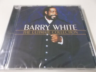 42248 - Barry White - The Ultimate Collection - Cd Album (731456047126) - Neu!