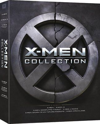 X-Men - Complete Collection 6 DVD SOLO 8,99
