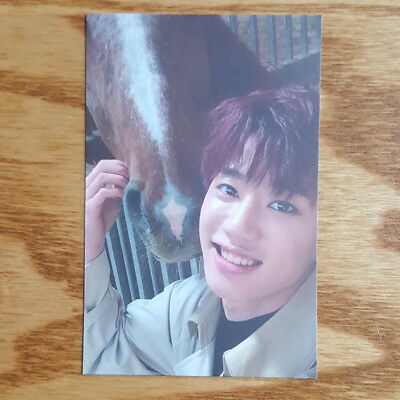 Jun Authentic Photocard UNB 1st Mini Album Boyhood Kpop Genuine