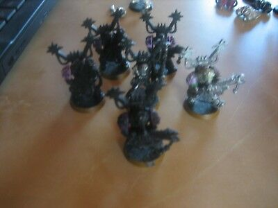 Chaos Space Marine noise marines 2. edition metall