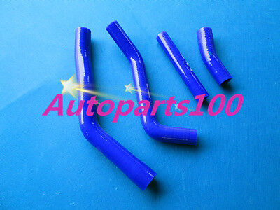 Blue Silicone Radiator Hose kit for YAMAHA YZF450 YZ450F 2010 2011 2012 2013