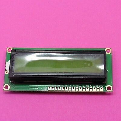 LCD 1602 Character Display Module Green Screen LED Backlight 16x2 44780 1602A
