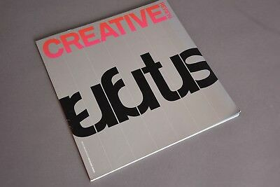 Creative Review Magazine - August 2003 - Wim Crouwel, Base Design