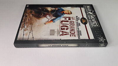 dvd War Movies 34 LA GRANDE FUGA Steve McQUEEN James GARNER R. ATTENBOROUGH