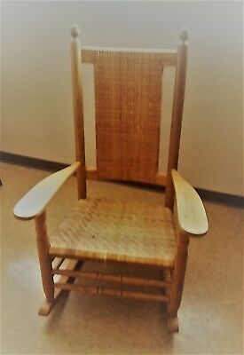 P and P Chair Co. Kennedy Rocker