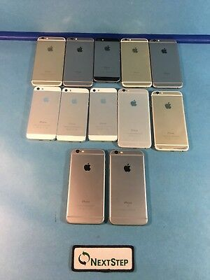 Lot of 12 iPhones for Parts/Repair Selling As Is No Returns status unknown
