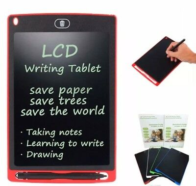 8.5 inch LCD Writing Drawing Tablet UK
