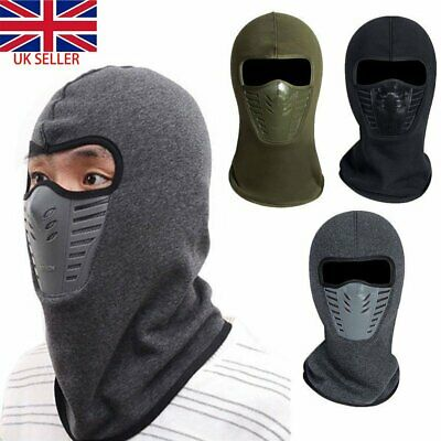 Balaclava Ski Full Face Mask  Outdoor Winter Motorcycle Cycling Thermal Windproo