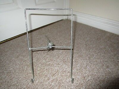 Vintage Metal Adjustable Shirt Display Stand from Gentleman's Outfitters (5)
