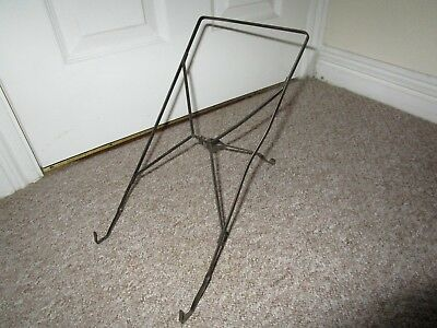 Vintage Metal Adjustable Shirt Display Stand from Gentleman's Outfitters (9)