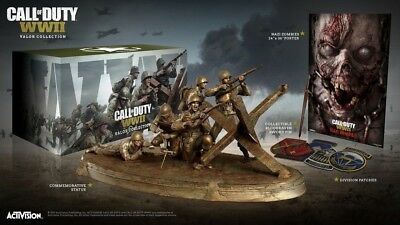 CoD Call of Duty: WWII 2 Valor Collection Collectors Box | NEU & OVP