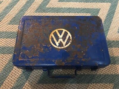 Volkswagen VW Hazet tool box kit Porsche Bus Beetle Wrench Screwdriver