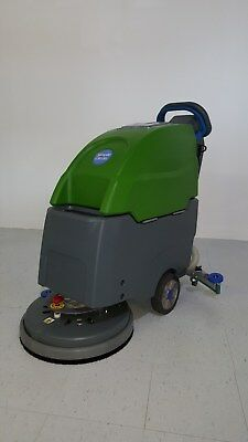 Simple Clean SC18 Battery Operated Floor Scrubber