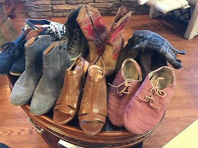 Lot Of Womens Shoes Boots 7.5 and 7