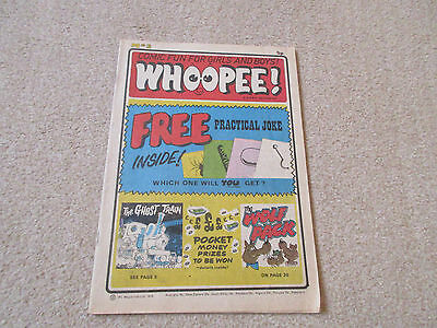 WHOOPEE COMIC No 2, March 17th 1974- very good condition-/Beano, Whizzer & Chips