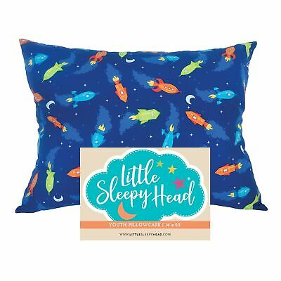 "Little Sleepy Head Youth Pillowcase (16"" X 22"") - Space"